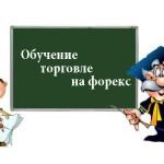 Форекс обучение-2