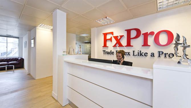 Форекс FxPro uk limited на рынке России